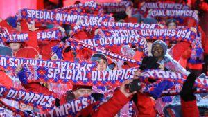 Urheilujuttuja: Special Olympics -kooste sunnuntailta
