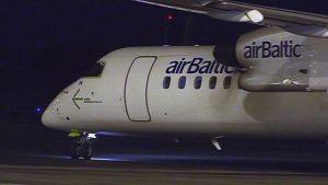 Yle Uutiset Pirkanmaa: AirBaltic on palannut muutaman vuoden tauon jälkeen Tampere-Pirkkalan lentoasemalle