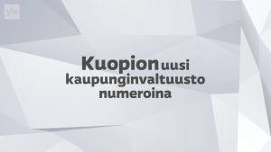 Yle Uutiset Itä-Suomi: Tältä Kuopion uusi kaupunginvaltuusto näyttää numeroina