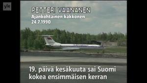 Uutisvideot: Kun Suomi käännytti aseistakieltäytyjät - pakkopalautuskohu lähihistoriasta