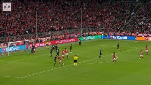Jalkapallon Mestarien liiga: Ronaldo liikaa jopa Bayern Münchenille