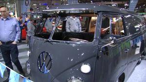 Uutisvideot: American Car Show