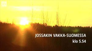 """Yle Uutiset Lounais-Suomi: Entinen toimistotyöntekijä levittää luonnon ilosanomaa – """"Vaimo tykkää, kun en ole kotona kykkimässä"""""""