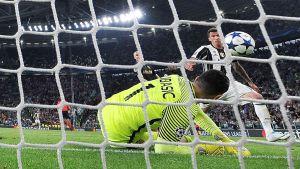 Jalkapallon Mestarien liiga: Juventus liian kova Monacolle Mestarien liigan välierissä