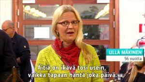 """Yle Uutiset Lounais-Suomi: Aikuinenkin kaipaa välillä äitiään – """"Häntä on ikävä joka päivä"""""""