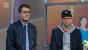 Ylen aamu-tv: Itseluottamus selittää onnellisuutta ja menestymistä