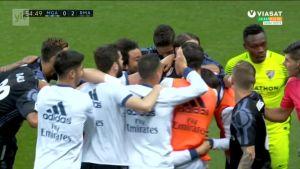 Urheilujuttuja: Real Madrid juhlii Espanjan jalkapallomestaruutta - katso osumat