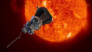 Nasa kertoo luotaimen sisältävän Solar Probe Plus -aluksen lähettämisestä aurinkoa kiertävälle radalle.