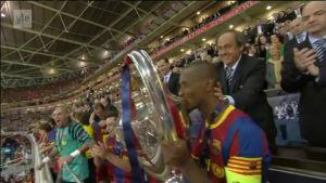 Messi vuoden 2011 finaalissa