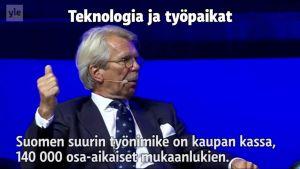 Uutisvideot: Talousgurut synkkinä Suomen näkymistä