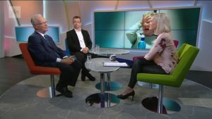 Ylen aamu-tv: Therese Johaugin doping-tuomio