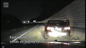Uutisvideot: Yhdysvalloissa on jälleen noussut kohu poliisin asenteista