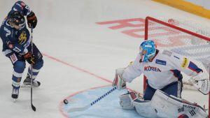 Jääkiekon Euro Hockey Tour: FIN - KOR