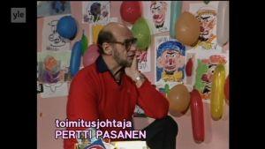 Ylen aamu-tv: Millainen mies oikeasti oli Spede Pasanen?