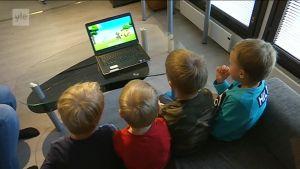 Yle Uutiset Pirkanmaa: Pikku kakkosen animaatiosarja Ryhmä Hau on noussut valtavaan suosioon