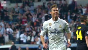 Jalkapallon Mestarien liiga: Ronaldo-show! Katso supertähden kaikki viime kauden Mestarien liigan maalit