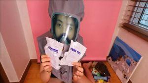 Uutisvideot: Etelä-Korean tubetähdet tekevät selviytymispakkauksia