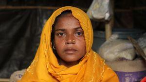 Uutisvideot: Nur pakeni lapsineen etnistä vainoa