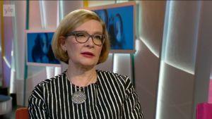 Ylen aamu-tv: Sisäministeri Paula Risikko ja turvallisuusstrategia