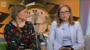 Ylen aamu-tv: Unettomuuden lääkkeetön hoito