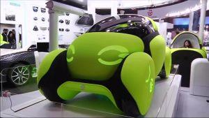 Uutisvideot: Japanilainen konseptiauto ihmetyttää