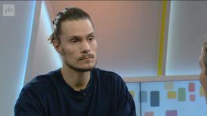 Ylen aamu-tv: Juoksuvalmentaja Joonas Laurila