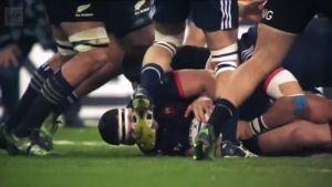 Urheilujuttuja: Rugbyn suurmaat iskevät yhteen