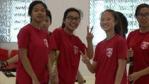 Urheilujuttuja: Salibandyä viedään Singaporeen