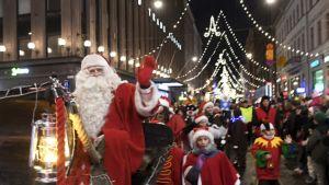 Joulukatu avataan Helsingissä