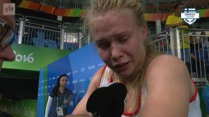 """Urheilu-Suomi: """"Kyllä se koville otti ja ottaa edelleen"""" – Petra Ollin sydäntäsärkevä tilitys siitä miltä tuntuu kun olympiaunelma karkaa"""