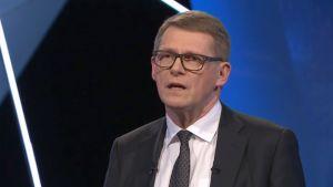 Uutisvideot: Matti Vanhasen puhe Ylen vaalitentissä