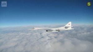 Uutisvideot: Venäjän strategiset pommikoneet kävivät kääntymässä Britannian ja Tanskan välissä – Eivät vastanneet lennonjohdon kutsuihin