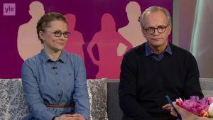 Ylen aamu-tv: Aikuisystäväksi lapselle tai nuorelle