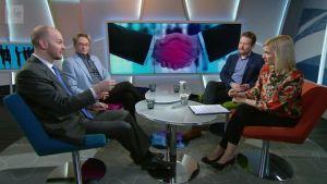 Ylen Aamu-tv: Luottamus ja irtiotot politiikassa