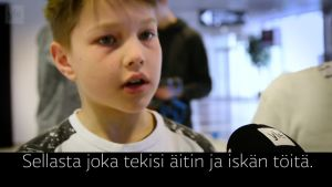 Yle Uutiset Pirkanmaa: Millaisen robotin haluaisit?