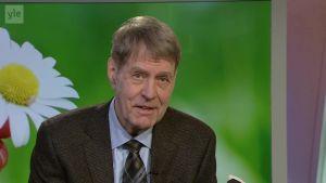 Ylen Aamu-tv: Onnellisuusprofessori Markku Ojanen