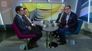 Ylen Aamu-tv: Kehysriihi etujärjestöjen puntarissa