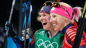 Korean olympialaiset: Yhdysvallat venytti olympiavoittoon huimalla loppukirillä, Suomi viides parisprintissä