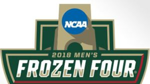 NCAA jääkiekkoa