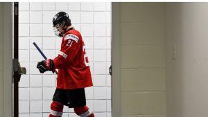 Sveitsi joutuu Kanadan kyytiin MM-puolivälierissä