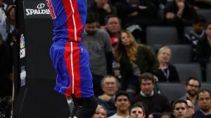 Detroit Pistonsin jättisentteri Boban Marjanovic