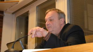 Markku Koskinen.