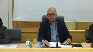 Liisa Talvitie, Antti Rantakokko ja Irma Nieminen