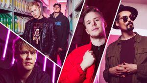 YleX:n uudet musiikkiohjelmat alkavat 5. helmikuuta.