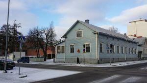 Mustikka Svenska Samskolan