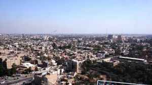 Bagdadin maisemaa.
