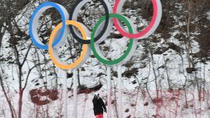 Pyeongchangin alppirinne.