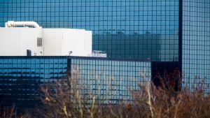 NSA:n päämaja Fort Meadessa.