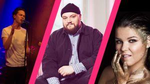 Täällä viikolla musiikissa puhuttivat Valtakunnallinen keikkapäivä, Kasmir ja Saara Aallon uusi UMK-kappale.