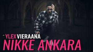Nikke Ankara vieraili YleX Aamussa.